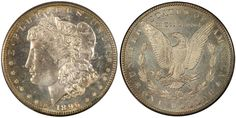 October 2016 - High Quality Morgan Dollars Sold at Latest Regency Auction Coin Auctions, Rare Coins, Coin Collecting, Regency, Nevada, Things That Bounce, Las Vegas, September, Sticker