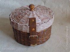 Поделка изделие Плетение Май Трубочки бумажные фото 6