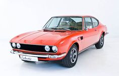 1971 Fiat Dino Coupe 2400 - Beautiful Bertone body and Ferrari power - what's not to like?