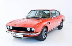1971 Fiat Dino Coupe 2400 - Beautiful Bertone body and Ferrari power - what's not to like?