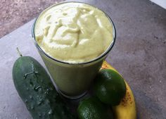 A Smoothie to Help you Kick the Easter Candy to the Curb