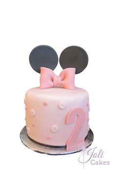 Joli Cakes Single tier cake Custom birthday cakes and Tiered cakes