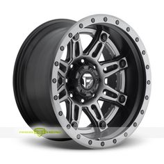 MHT Fuel Offroad Hostage Wheel with 8 on Bolt Pattern Gun Metal Matte Jeep Wheels, Off Road Wheels, Truck Wheels, Custom Wheels And Tires, Rims And Tires, Wheels For Sale, Truck Rims, Truck Tyres, Vw Bus