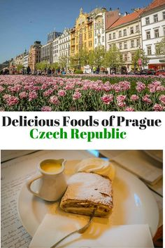Tasting the delicious foods of Prague in the Czech Republic from the amazing street food, take out and fine dining, these are some of the most popular dishes and popular snack foods of Prague http://travelphotodiscovery.com/eating-and-touring-prague-in-one-day/