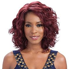 Freetress Equal Deep Invisible L Part Synthetic Lace Front Wig TAMMI - #1