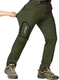 Jessie Kidden Kids Boys and Girls Pants Youth Hiking Adventure Convertible Zip Off Stretch Camping UPF 50 Quick Dry Cargo Trousers
