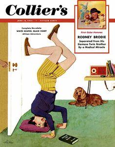 1953 Collier's, June