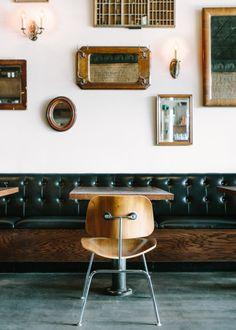 Canarygrey: Interior. // Spyhouse Coffee Roasters