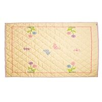 BUTTERFLY COTTAGE Floor Quilt by Win Green.  £54.99 + Free Delivery!