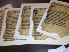 Five Literature Circle roles with a fun Pirate theme.  Attach to file folders.  Each role has a homework sheet to go with it.  Meets 3rd grade standards.