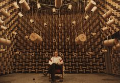 anechoic chamber architecture: Ultimate surround sound system