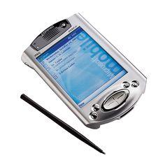 Compaq iPaq H3870 Pocket PC (2002) - Retro shitttttttt
