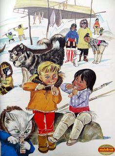 Caroline-au-pôle-Nord-1978-08