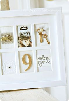 picture frames not just for pictures.