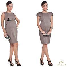 vestido social gravida - Pesquisa Google