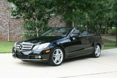 2011 Mercedes-Benz E350 Cabriolet - Price US$ 52.900,00