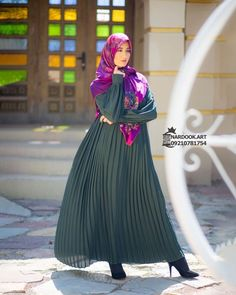 Hijab Fashion, Abayas, Model, Dresses, Style, Vestidos, Swag, Scale Model