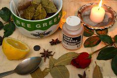 Making Magic Ink for Paper Talismans ~ Pagan Murmur