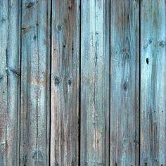 blauwe planken