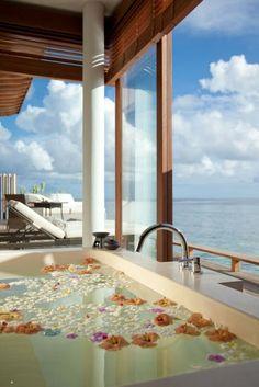 The Perfect Bath | The Fashion Dilettante