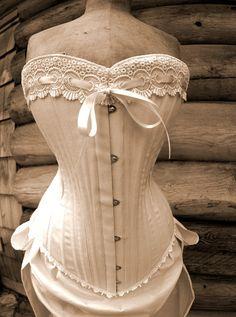 Böhmische Hochzeit Kleid perfekt für Steampunk von LaBelleFairy