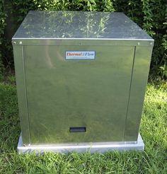 GeoSmart Supply heat pump for pool geothermal