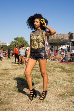 Flawless Outfits from Afropunk Festival Guaranteed to Give You Life