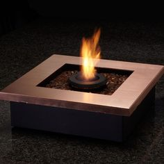 Real Flame Zen Table Top Fireplace