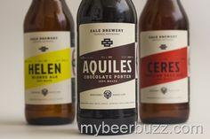 mybeerbuzz.com - Bringing Good Beers & Good People Together...: Cale Brewery - Monterrey Mexico