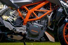 KTM 390 Duke Engine