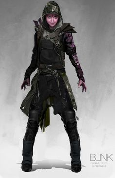 Alternate Days of Future Past Concept Art Has Blink | The Mary Sue