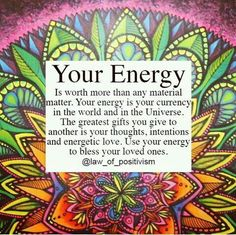 Quotes Positive Energy Spirituality Ideas For 2019 Positive Thoughts, Positive Quotes, Positive Vibes, Uplifting Thoughts, Dark Thoughts, Namaste, Motivacional Quotes, Qoutes, Yoga Quotes