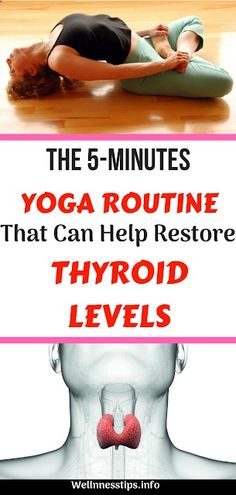The Yoga Routine That Can Help Restore Thyroid Levels Asana Yoga Poses, 5 Minute Yoga, Thyroid Levels, Psychological Effects, Cardiac Diet, Spiritual Disciplines, Spiritual Meditation, Yoga Meditation, Natural Health Remedies