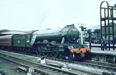 This is an LNER A3