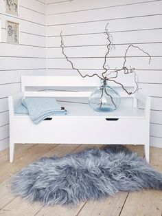 Two+Seater+Storage+Bench