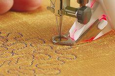 BERNINA Quilting - Tool Tip - Understanding the BERNINA Stitch Regulator