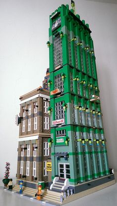 Sitropolis D.U. Earth... the Corp. Tower side... | Saint david | Flickr