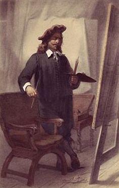 Willem Pieter Hoevenaar (1808-63), Rembrandt