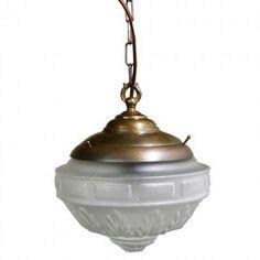 Klassische Pendelleuchte im viktorianischen Stil von Aire Lighting - Foto