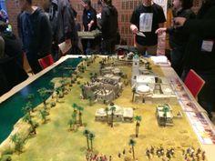 Demo Table Hamburg Tactica 2016
