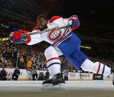 PK at 2016 all star Montreal Canadiens, All Star, Hockey, Honda, Baseball Cards, Sports, Instagram Posts, Hs Sports, Sport