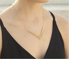 ShlomitOfir - Short Manhattan Necklace #shlomitofir