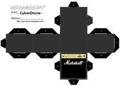Cubee - Marshall Amp 2 by CyberDrone.deviantart.com on @DeviantArt