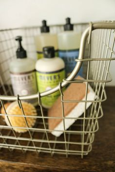 Natural Safe Cleaning Products With Mrs. Meyer's: Transforming Your Home Cleaners To Be Family Friendly. Dish Soap, Laundry Detergent, Cellulose Sponge, Hand Soap. Lavender, Geranium Scent. No harsh chemicals, eco-friendly, cruelty-free home. Recycled plastic bottles, carbon offset, save the rainforest.