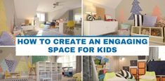 See how we helped this family transform their playroom and learn how you can build a space that inspires your kids to #DreamFearlessly www.hgtv.com/roomtodream/?sourceid=pi0112