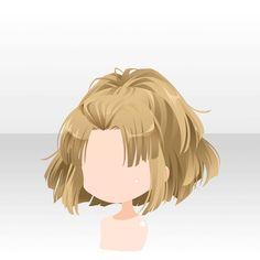 黒天月夜|@games -アットゲームズ- Hair Reference, Drawing Reference Poses, Drawing Tips, Drawing Tutorials, Girl Short Hair, Short Girls, Cute Hairstyles, Anime Hairstyles, Pelo Anime