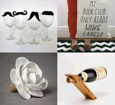 Great Wine Lover Gifts via Swirl it!