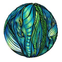 Limited edition signed giclee    evolving by farrellsylvest, $40.00