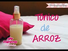 PIEL DE PORCELANA CON TONICO DE ARROZ - YouTube
