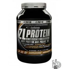 ANDERSON ZL PROTEIN